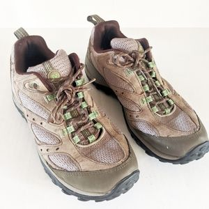 MERRELL size 9 MOAB Hiking Casual Shoes